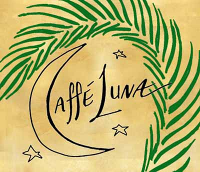 Caffe Luna Downtown Raleigh Catering Menu